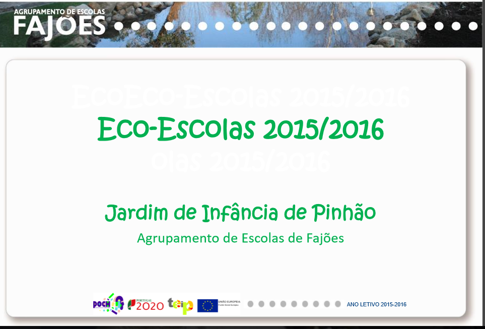 Atividades_2015-16_Eco-Escolas_JI Pinhão