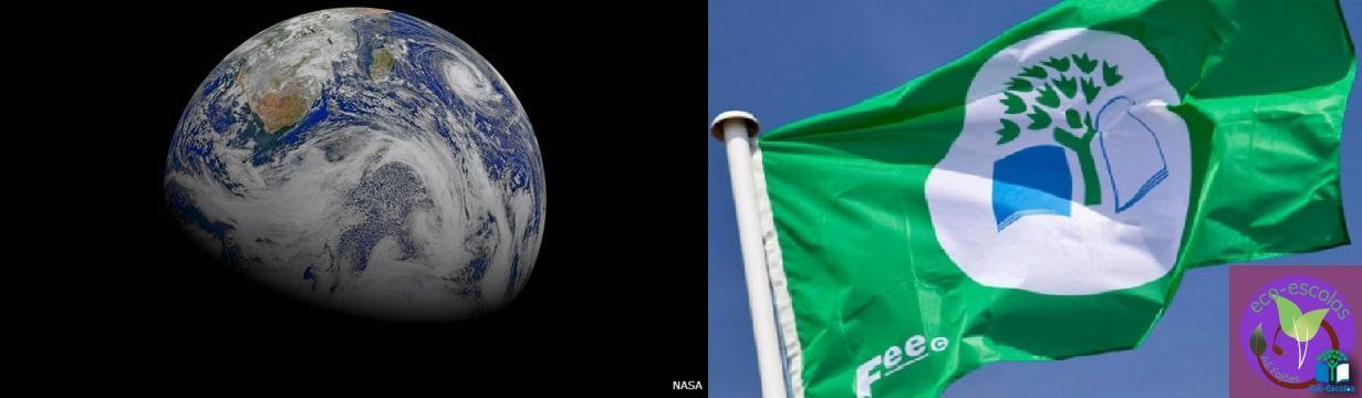 Dia da Terra e Hastear da Bandeira Verde Eco-Escolas