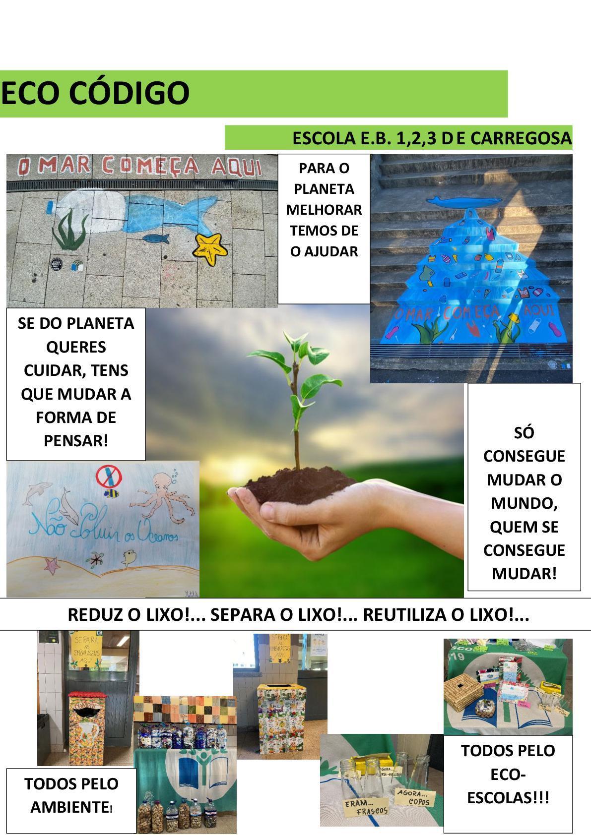 Eco-código EB 1,2,3 Carregosa