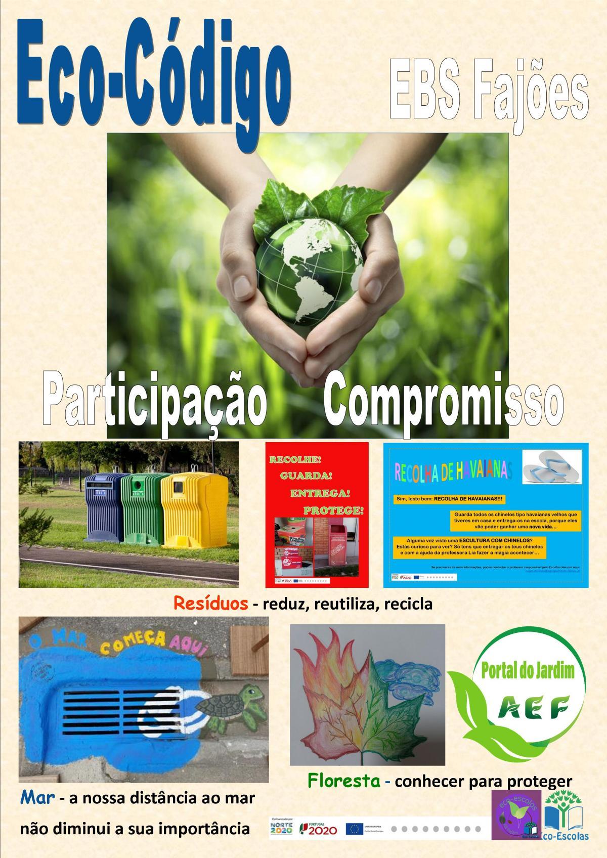 Eco-código EBS de Fajões