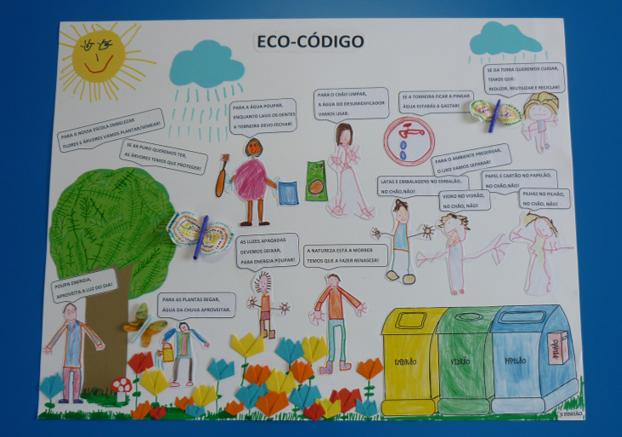 Eco-código JI do Pinhão
