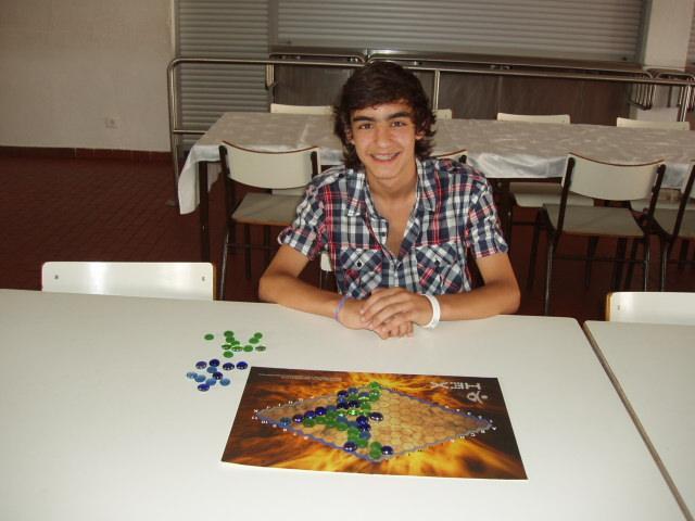 Final do Campeonato Escolar de Jogos Matemáticos - 7º e 8º ano