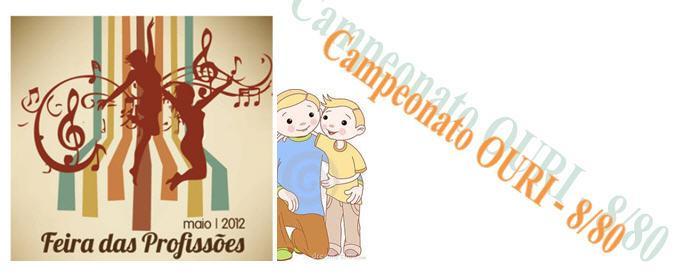 CAMPEONATO DO OURI 8/80 - 11 de maio pelas 20h30