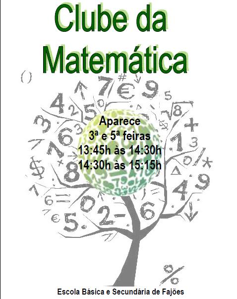 Clube de Matemática 2012/2013