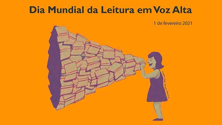 Dia Mundial da Leitura em Voz Alta