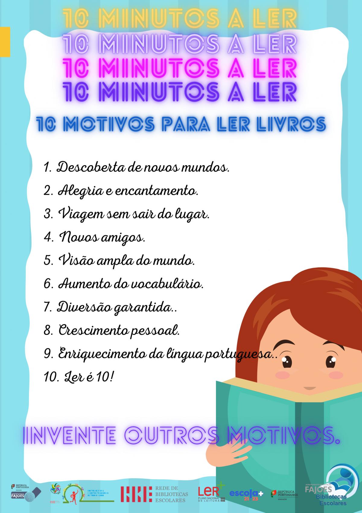 MIBE - 10 Minutos a Ler