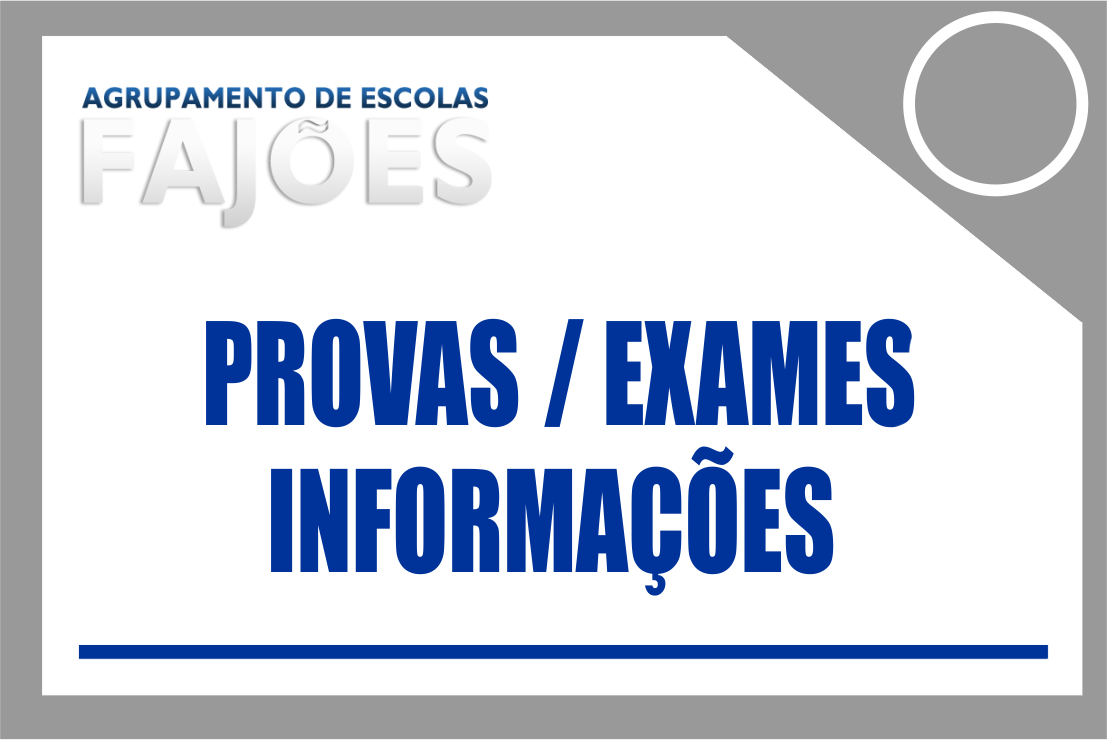 Plataforma de Inscrição eletrónica em Provas e Exames (PIEPE) - Instruções e FAQ`S