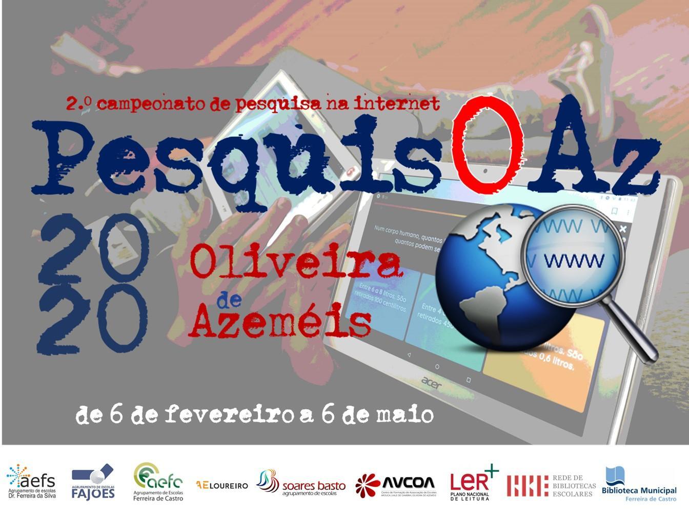 2º Campeonato de Pesquisa na internet - PesquisOAz.