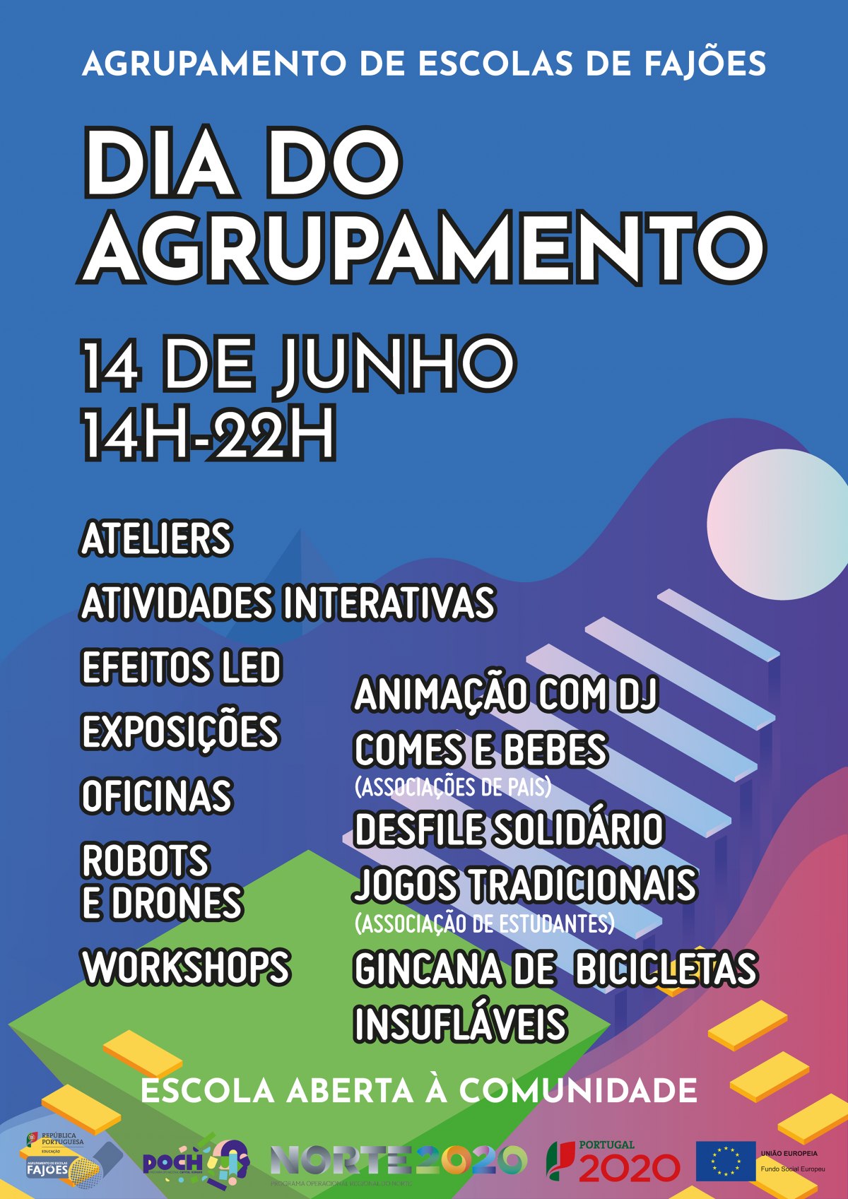 Dia do Agrupamento - 14 de junho