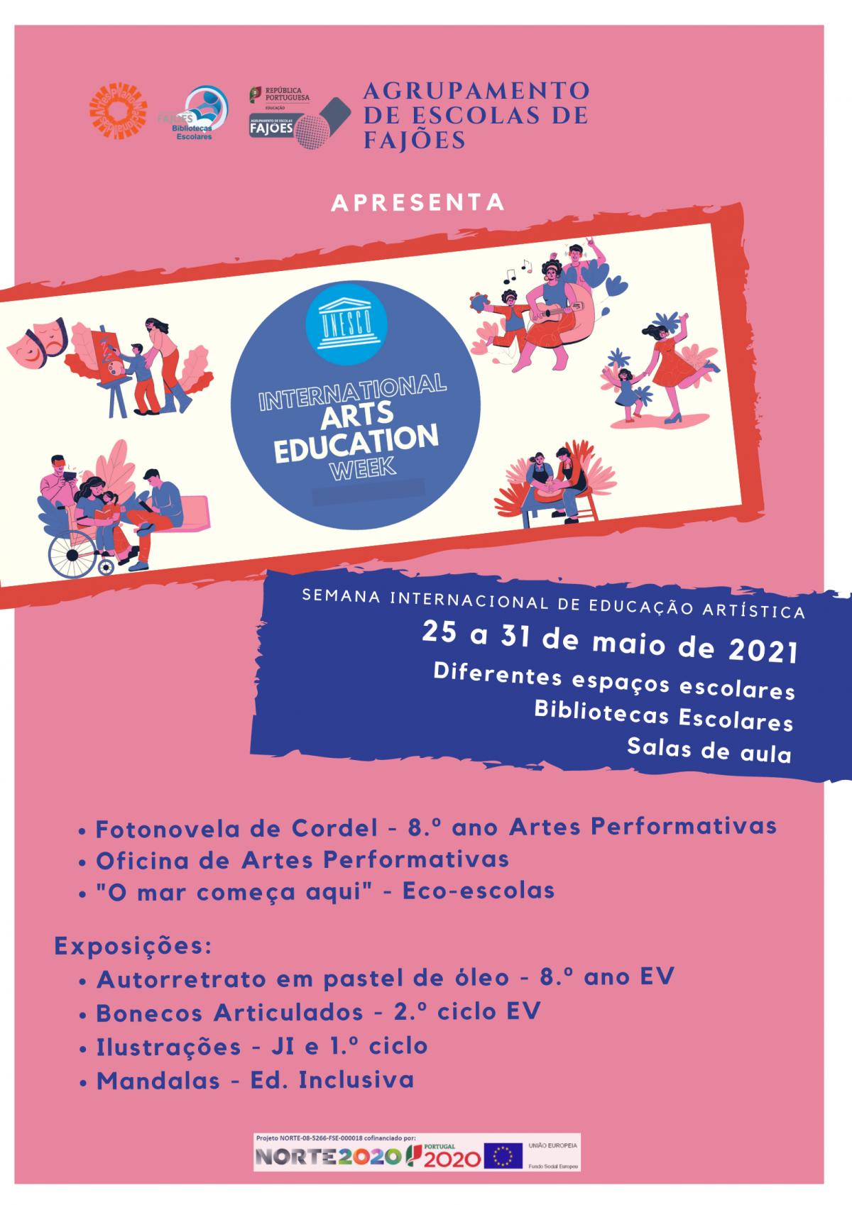 Semana Internacional da Educação Artística